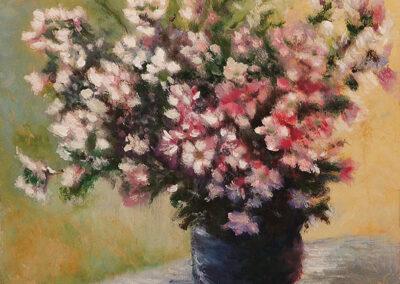 Martwa natura – kopia obrazu Claude'a Moneta
