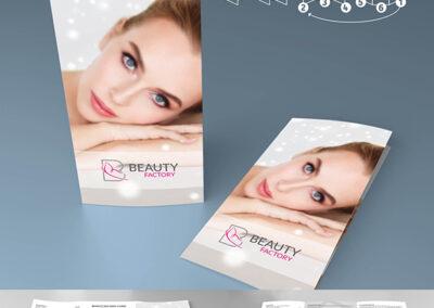 ulotka beauty factory